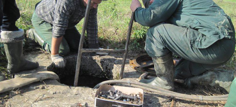 У Дрогобичі тривають планові ремонтні роботи на водогоні