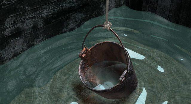 Коли воду крадуть з криниці