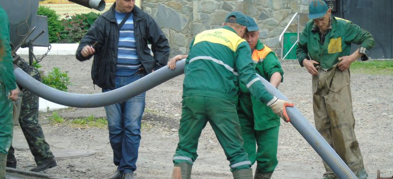 """На водогоні """"Гірне-Дрогобич"""" та у мережі міста тривають планово-ремонтні роботи"""